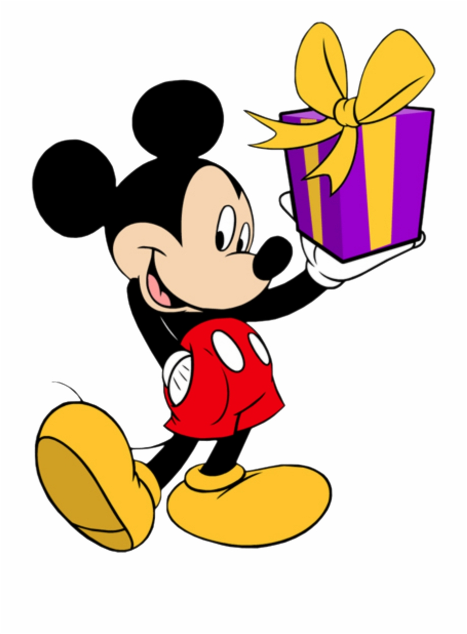 Mickey Png Transparent Background Happy Birthday Card Mickey