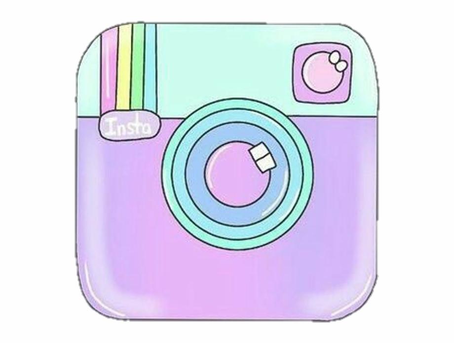 #instagram #logo #aesthetictumblr #cute #pastel # ...
