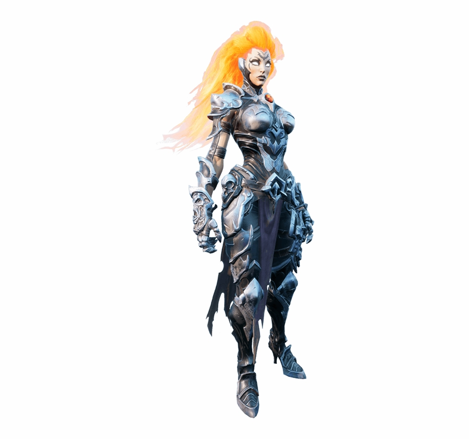 Fury Element Artwork Flame Flame Fury Darksiders 3 Transparent Png Download 3057568 Vippng