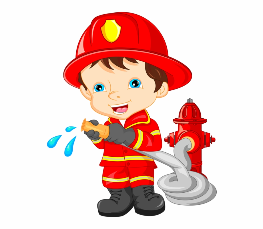 Personnages Illustration Individu Personne Gens Fire Fighter Clipart Transparent Png Download 314329 Vippng