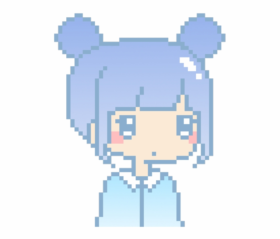 Pixel Kawaii Transparent Png Download 319412 Vippng