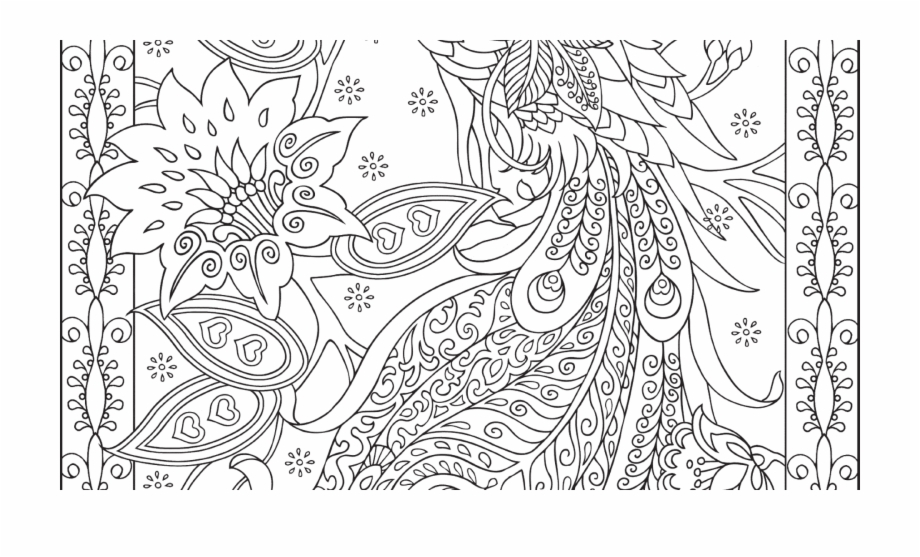 TheColouringBook.org - Free, printable colouring sheets for adults ... | 557x920