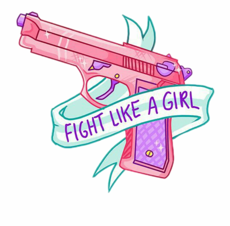 Arm Rosa Pink Power Girl Girlpower Cute Fight Like A Girl