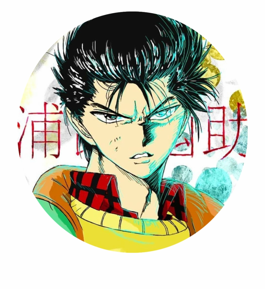 Yusuke Yu Yu Hakusho Anime Yuyu Hakusho Male Faces Cartoon