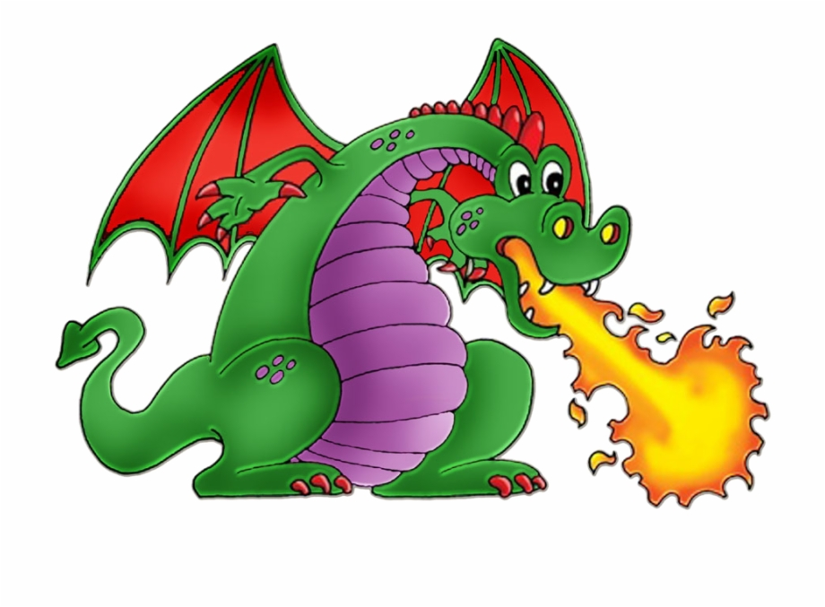 Dragon Clip Fire Breathing Fire Breathing Dragon Clipart Transparent Png Download 3174805 Vippng