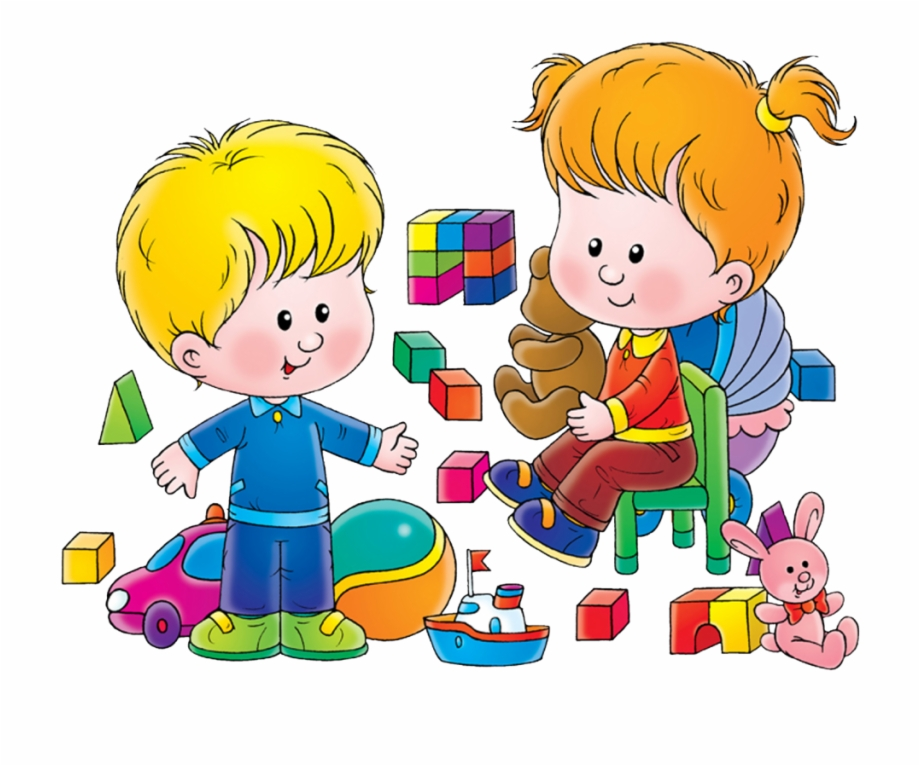 Illustration of Kids Helping to Pick Up Toys and Put in a Container Stock  Photo - Alamy