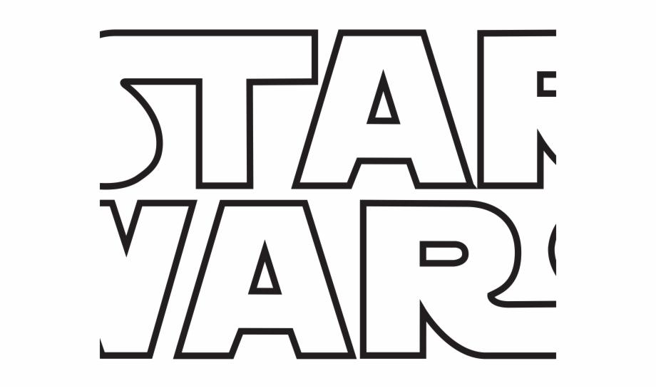 Star Wars Clipart Transparent Background Star Wars Logo