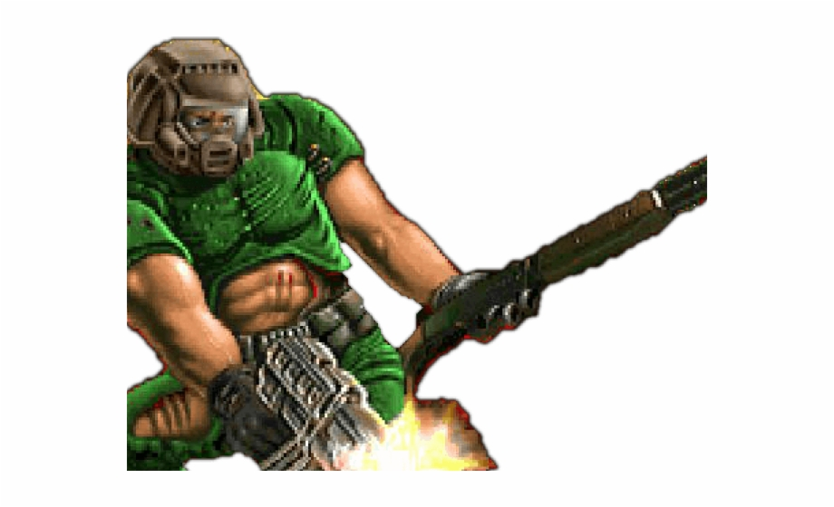 Doomguy Png Transparent Png Download 3212345 Vippng