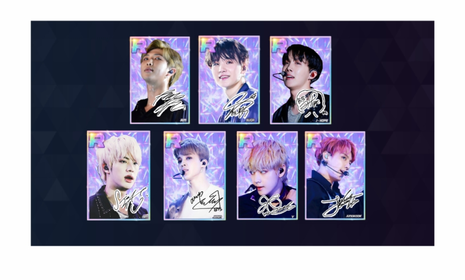 327 3274941 miscfanmade superstar bts cards fanmade