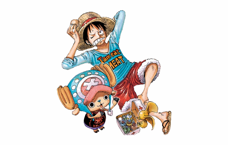 Luffy Tony Tony Chopper One Piece 940 Spoiler Transparent Png Download 3296610 Vippng