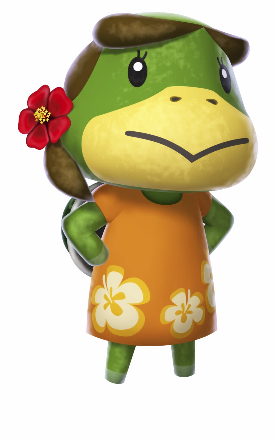 Leilani Animal Crossing Transparent Png Download 3355466 Vippng