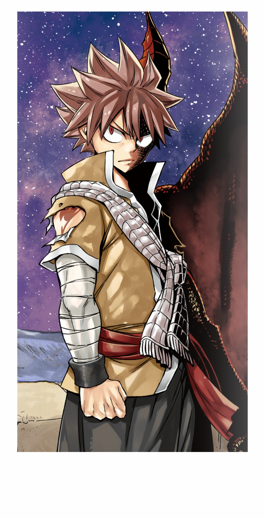 Natsu Dragneel Genderbend Png Fairy Tail Dragon Cry