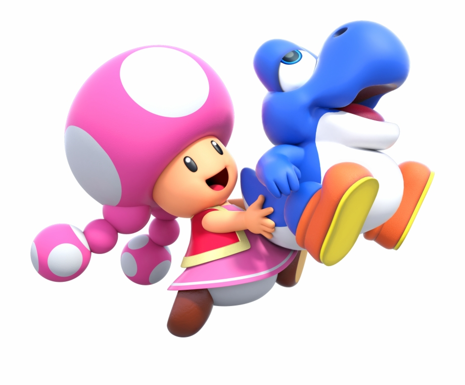 But Super Mario Bros U Deluxe Characters Transparent Png
