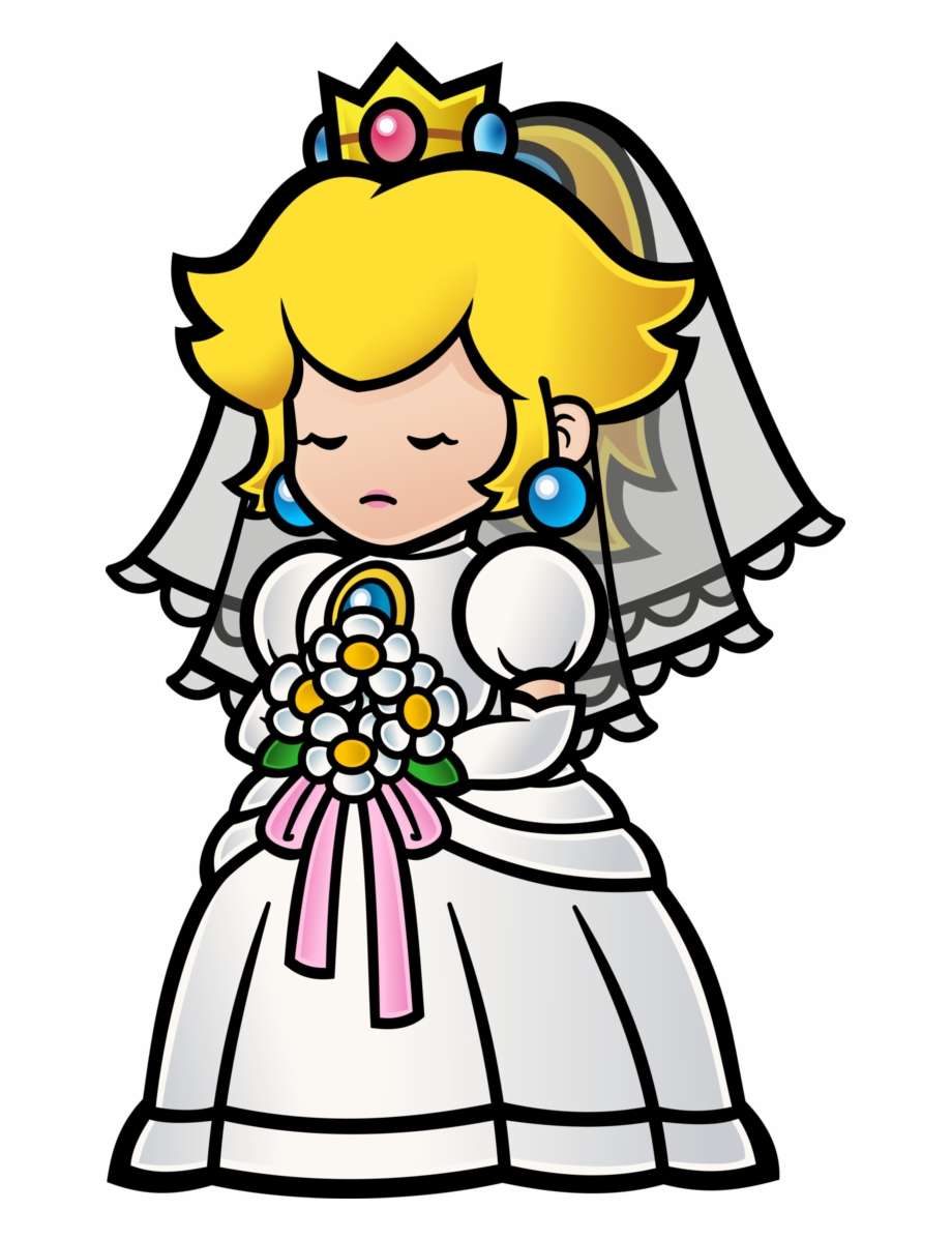 I Get That It S Not A Full Wedding Outfit Like Mario S