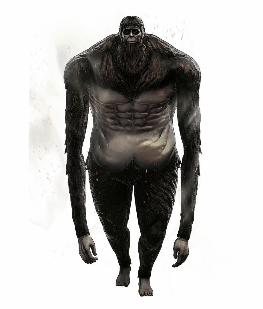 Zeke Yeager Beast Titan Attack On Titan Zeke Transparent Png Download 3434468 Vippng