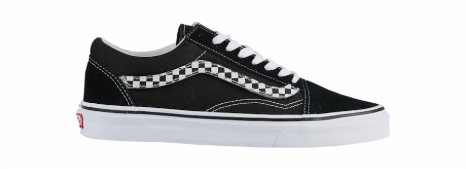Vans Old Skool Men's Black True White