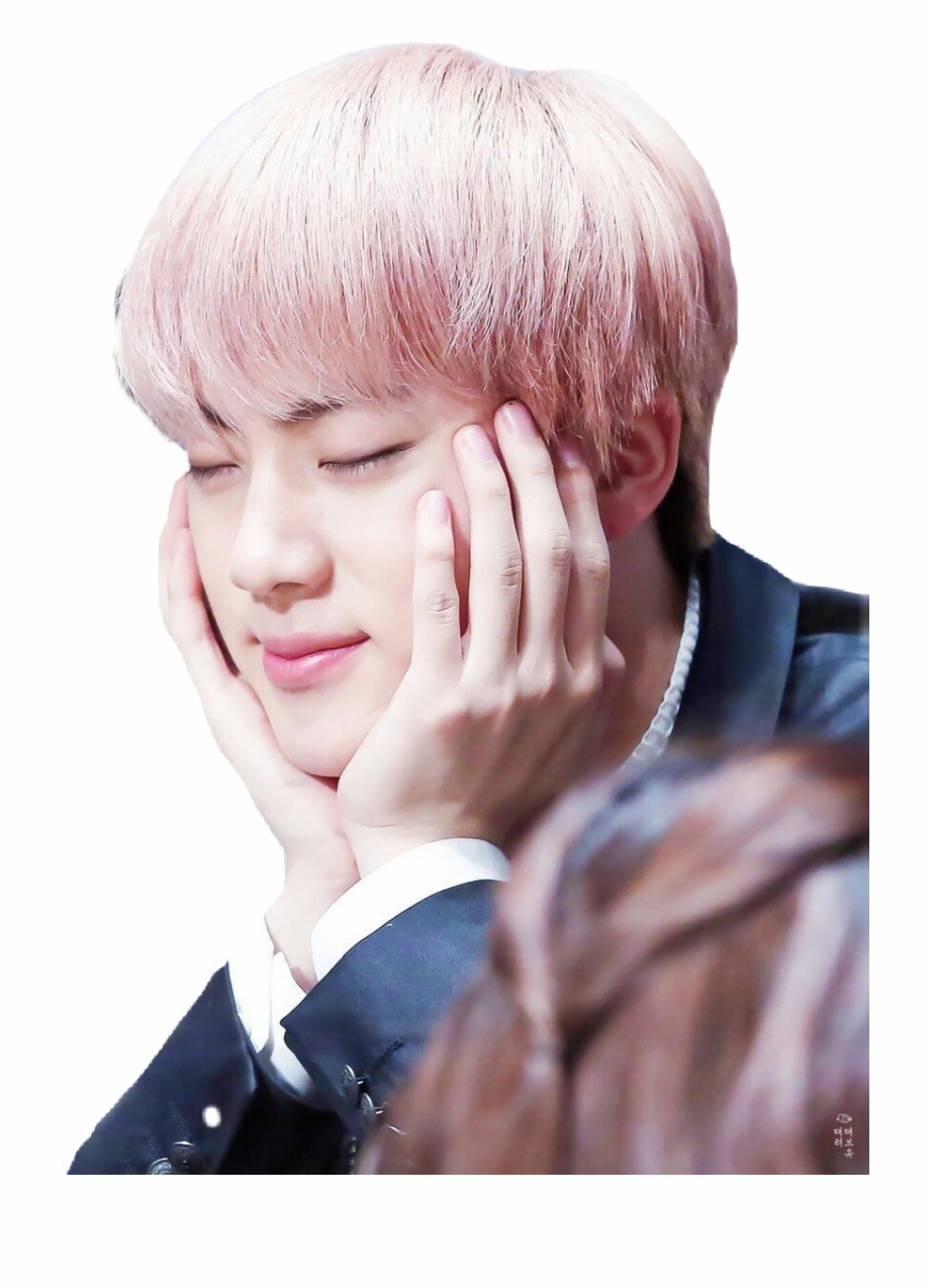 Jin Bts Btsjin Btspng Png Jinpng Seokjin Cute Transparent Png Download 3436976 Vippng