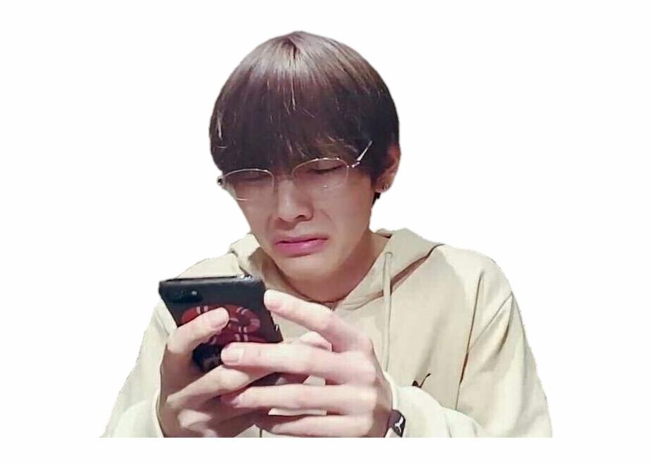 Bts Derp Png Bts Meme Face Png Transparent Png Download