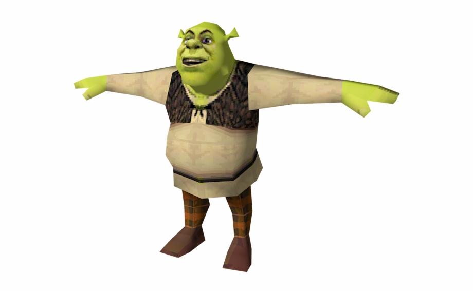 Shrek Has Swag