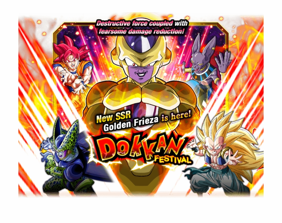Golden Frieza Dokkan Festival Dbz Dokkan Battle New Summons Transparent Png Download 3493829 Vippng Sansho es uno de los guerreros de garlick jr. golden frieza dokkan festival dbz