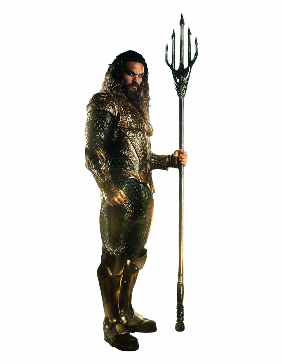 Aquaman Jason Momoa In Png By Aquaman Justice League Png Transparent Png Download 3502630 Vippng
