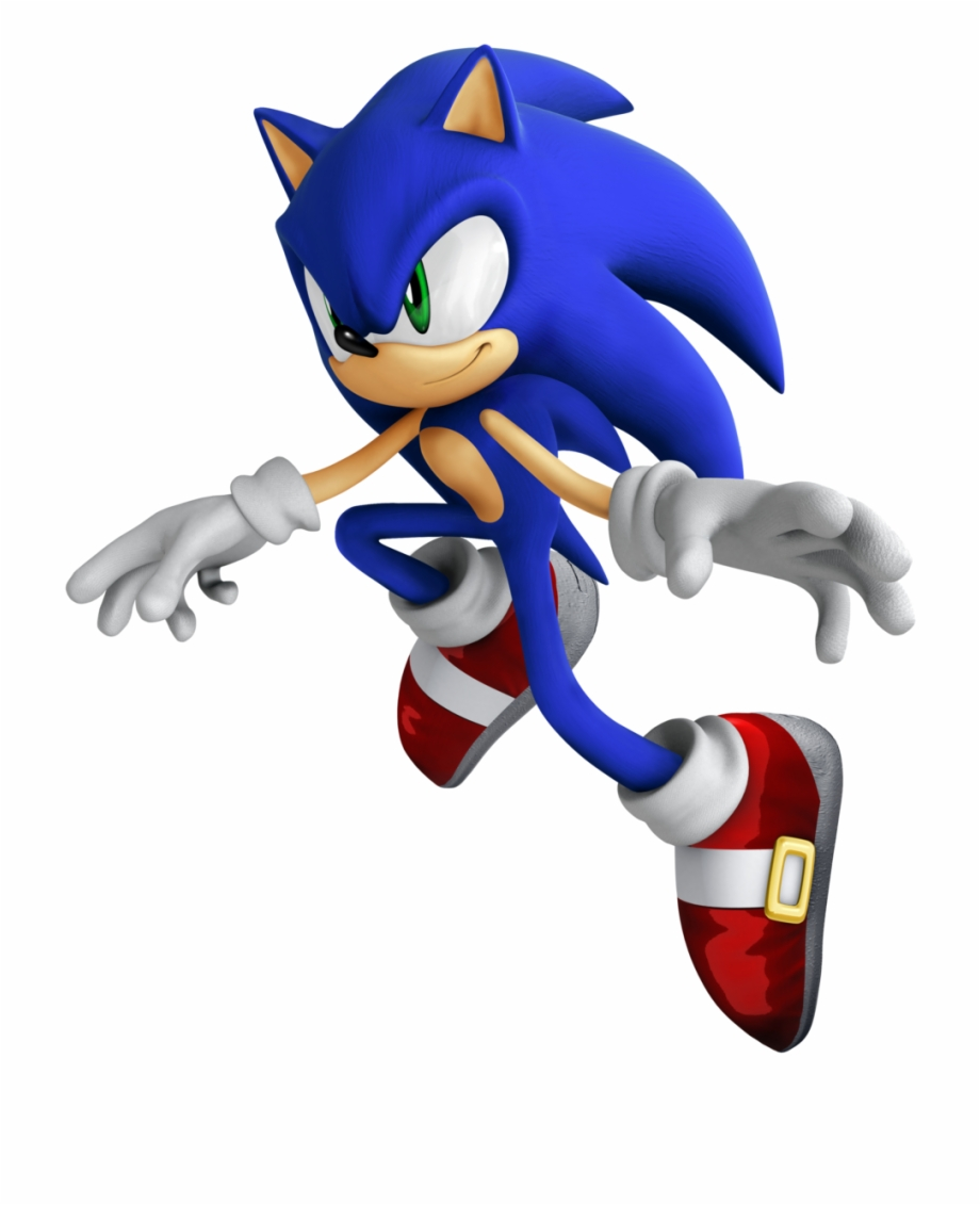 Sonic The Hedgehog Sonic Characters As Robots Transparent Png Download 3522139 Vippng
