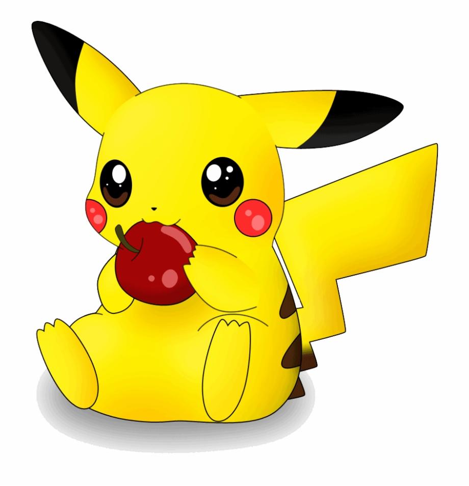 Cute Pikachu Kawaii Png - Pokemon Pikachu | Transparent ...