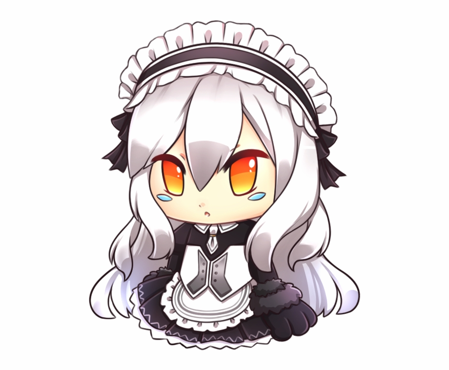 Anime Girl Royale High Anime Girl Free Roblox Clothes Girl Cute Chibi Png Chibi Royal Maid Eve By Sweet Ouii Anime Maid