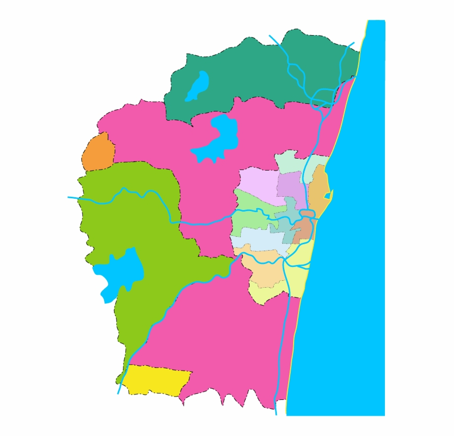 Us Map With Time Zones Printable - Outline Chennai City Map ...