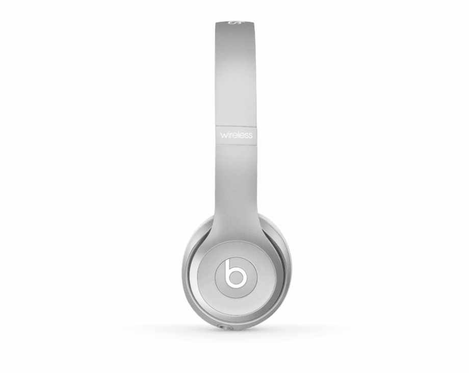 The Solo2 Wireless Headphones Are Beats Top Of The Beats By Dr Dre Solo2 Wireless Space Gray Transparent Png Download 3625521 Vippng