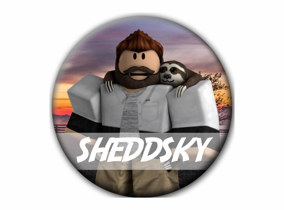 Sheddskyrblx Roblox Pfp Gfx Transparent Png Download 3639669