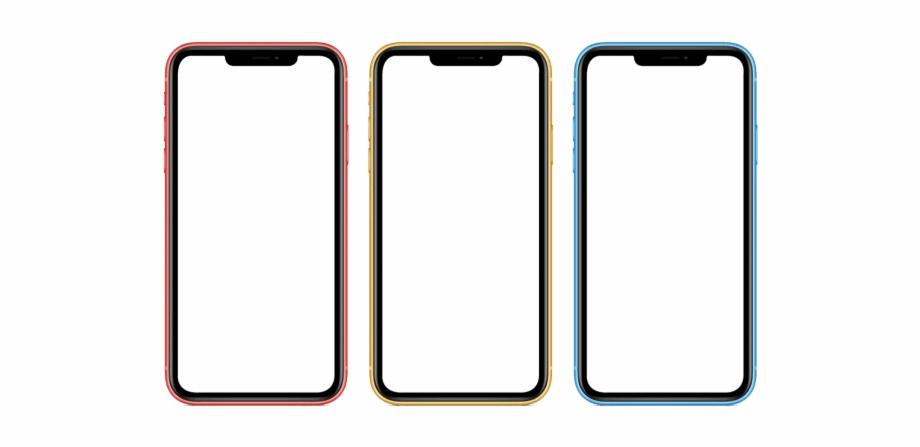 Download Iphone Xs Mockup Screens Transparent Png Iphone Xr