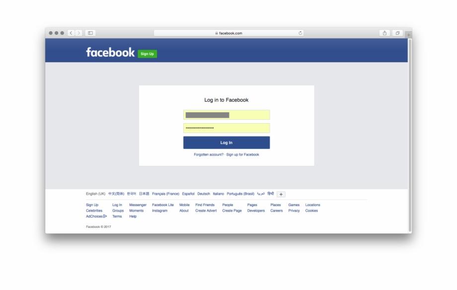 Fb com sign