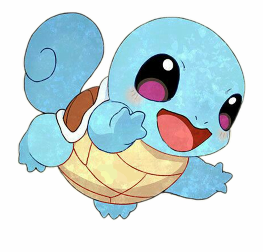 Freetoedit Cute Kawaii Pokemon Carapuce Squirtle
