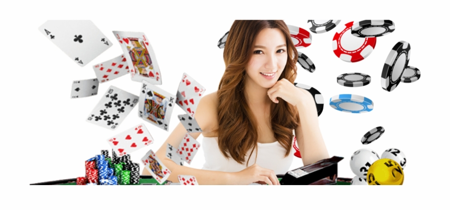 Online Casino Girl Transparent | Transparent PNG Download #3757347 - Vippng