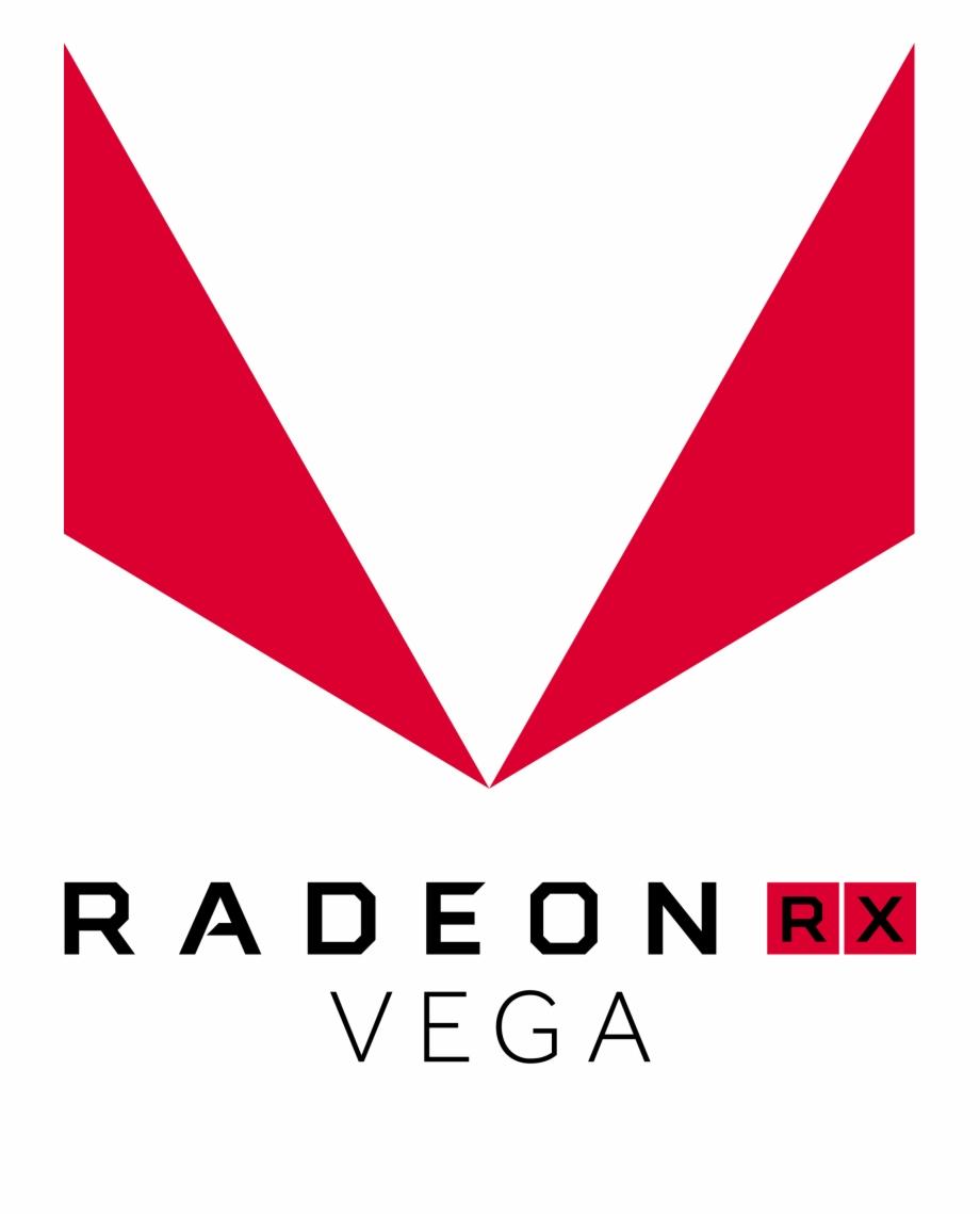 Amd Radeon Logo Vega Graphic Design Transparent Png Download 3777751 Vippng