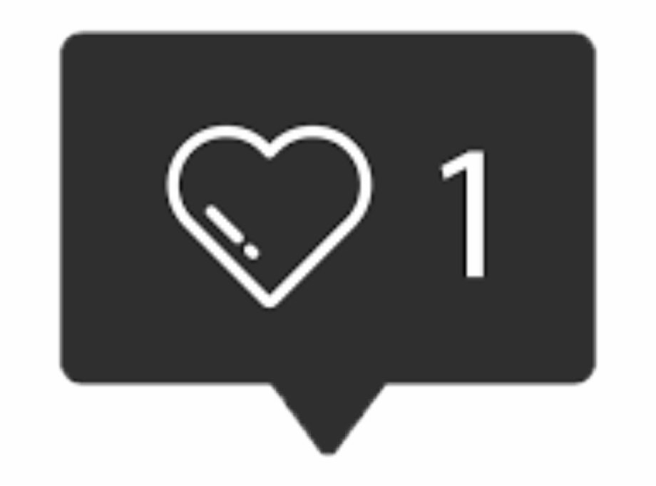 instagram sticker instagram like icon transparent transparent png download 3802856 vippng instagram sticker instagram like icon