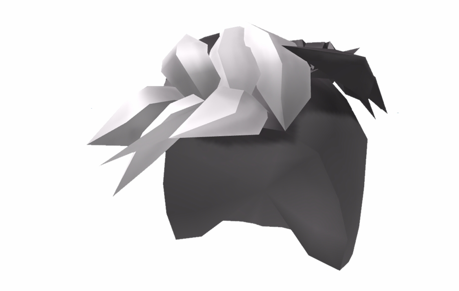 Download Zip Archive Grey Hair Roblox Transparent Png Download