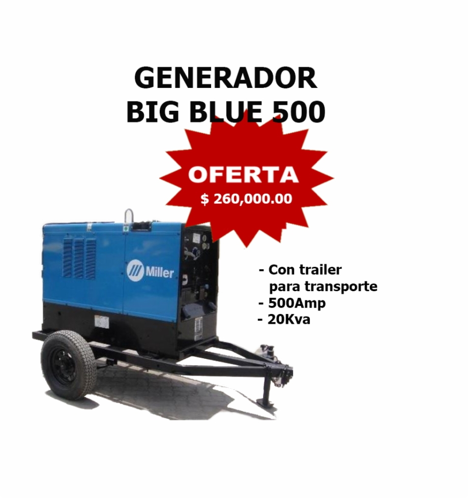 Bigblue 500