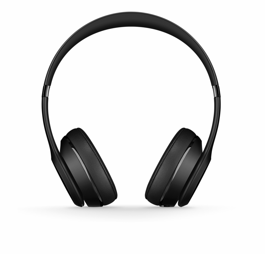 Beats Headphones Black Png Transparent Png Download 391808 Vippng