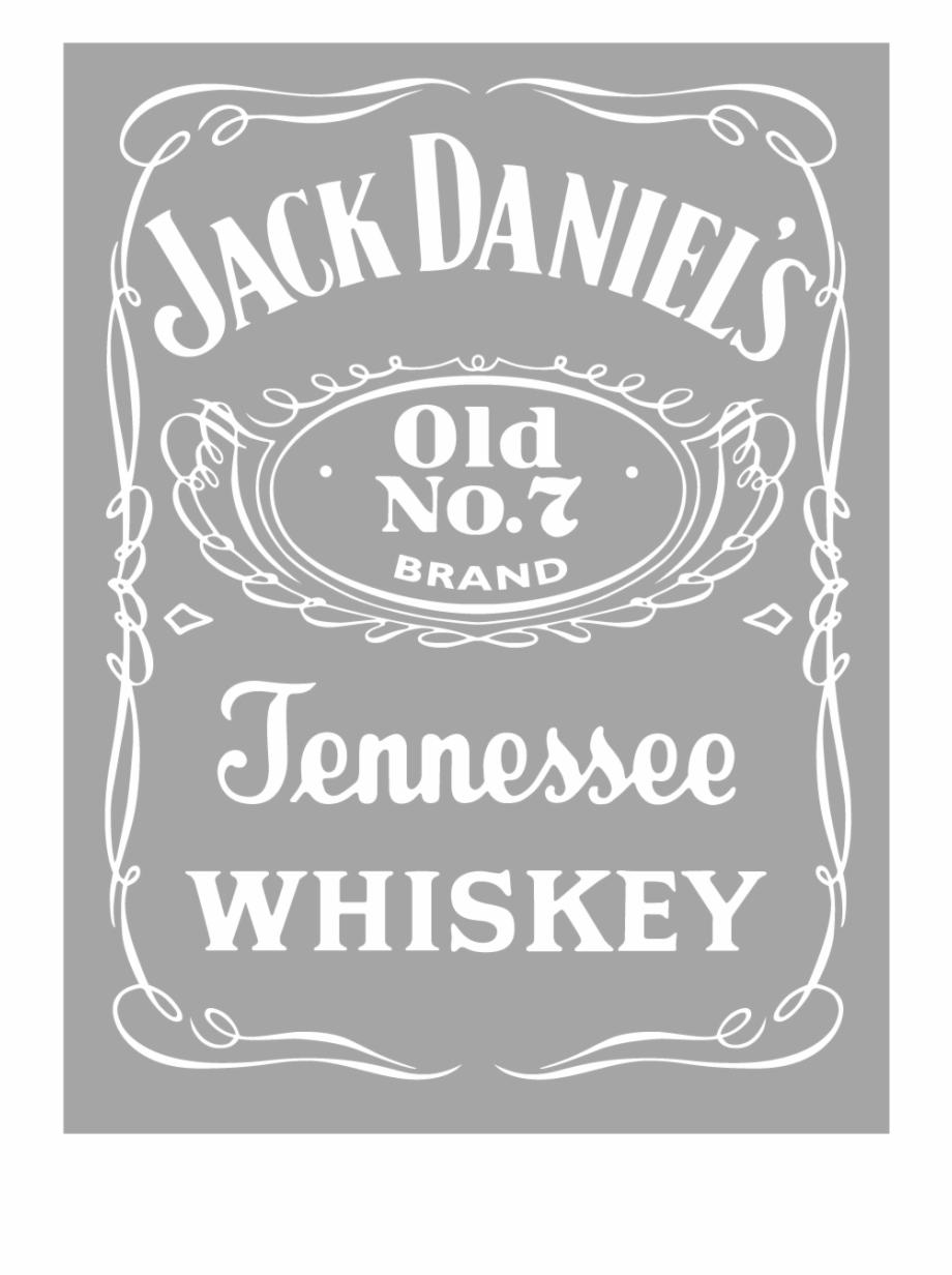 Jack Daniels Logo Vector Grey Logo Png Jack Daniels Vector Transparent Png Download 43415 Vippng