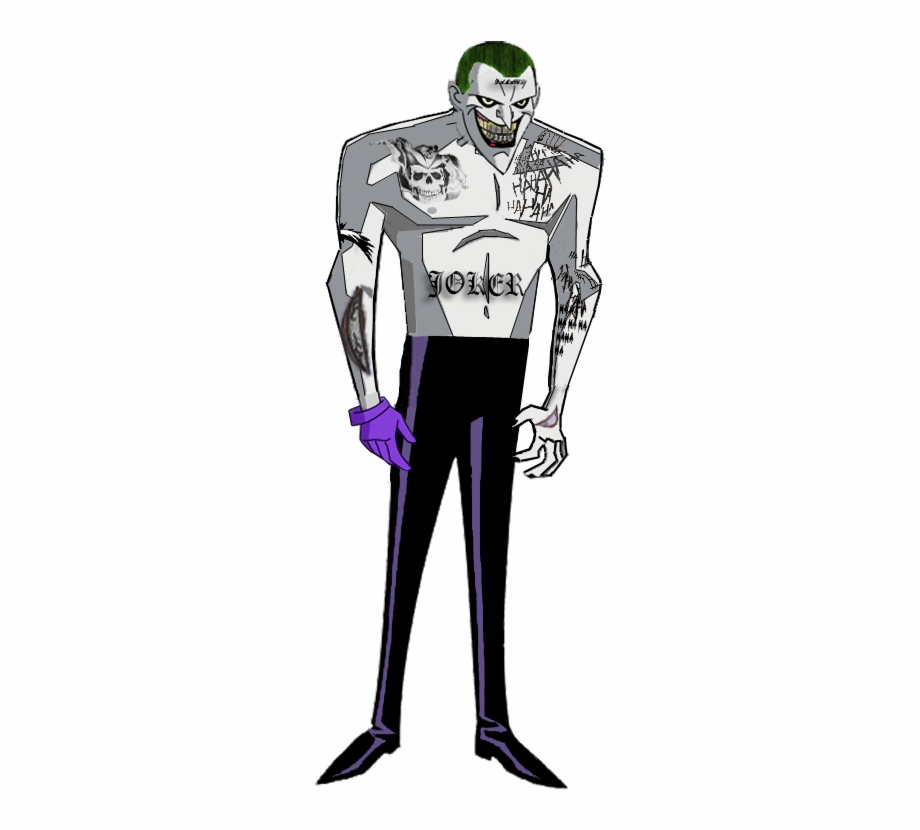 Suicide Squad Joker Png Download Image Batman Joker Transparent Png Download 45770 Vippng