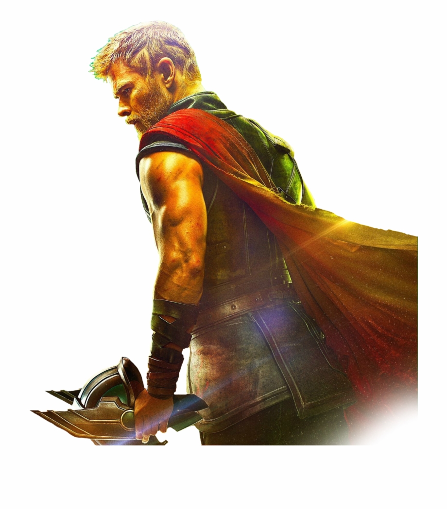 Home To Transparent Superheroes Chris Hemsworth In Thor