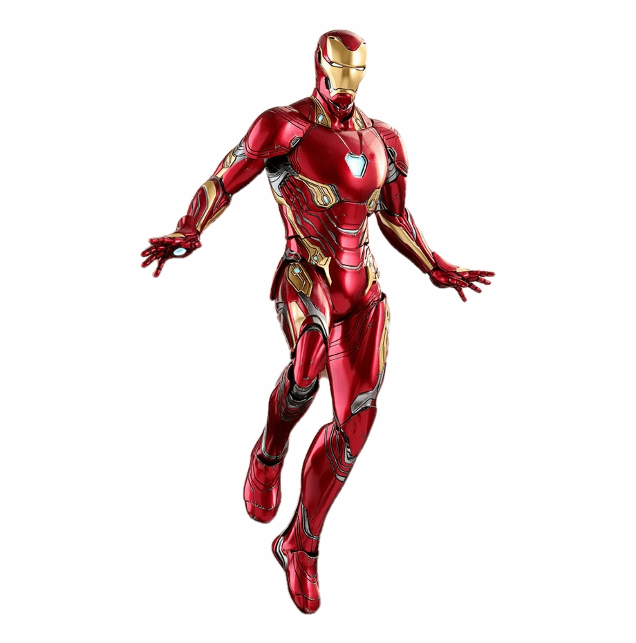 Iron Man Fly Photo Iron Man Mark 50 Transparent Png Download