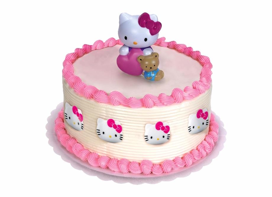 Astonishing Birthday Cake For Girls Happy Birthday Kitty Cake Transparent Funny Birthday Cards Online Necthendildamsfinfo