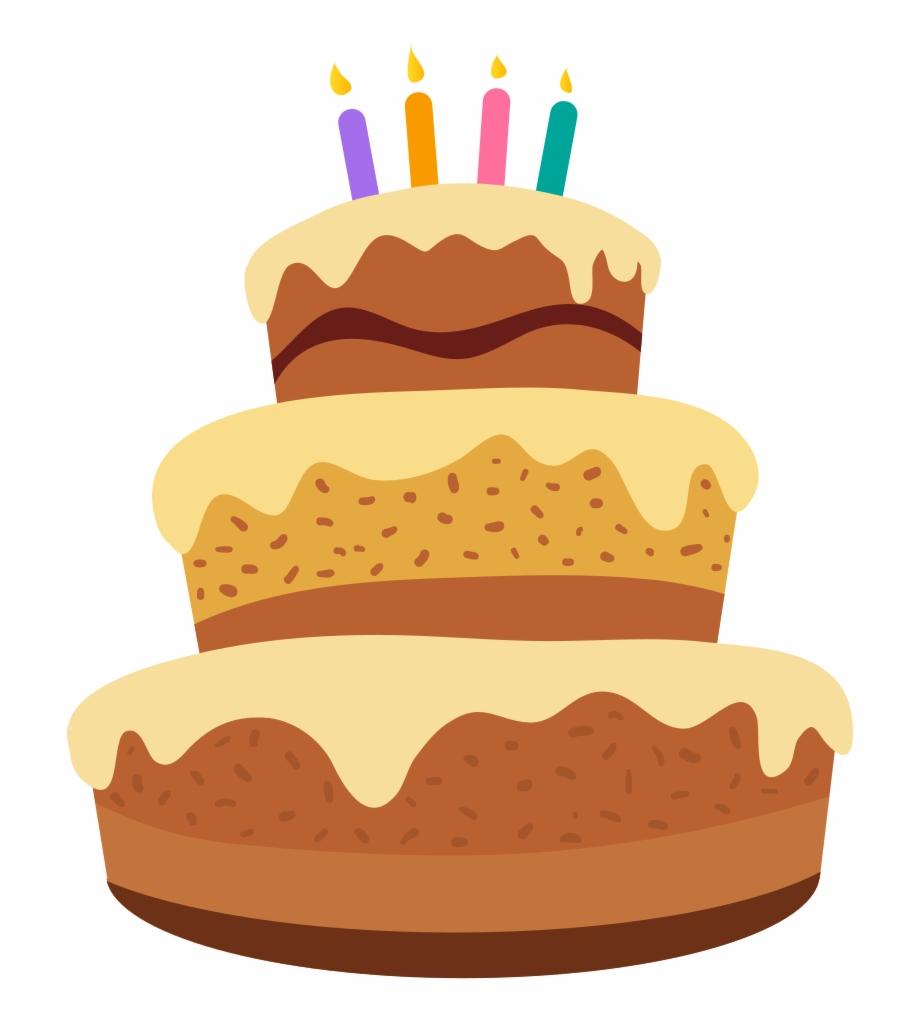 Tremendous Cartoon Happy Birthday Cake Cake Happy Birthday Cartoon Personalised Birthday Cards Bromeletsinfo