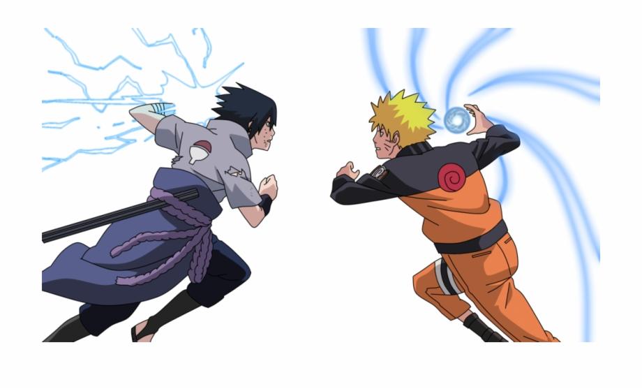 413 4139241 naruto vs sasuke png naruto e sasuke png