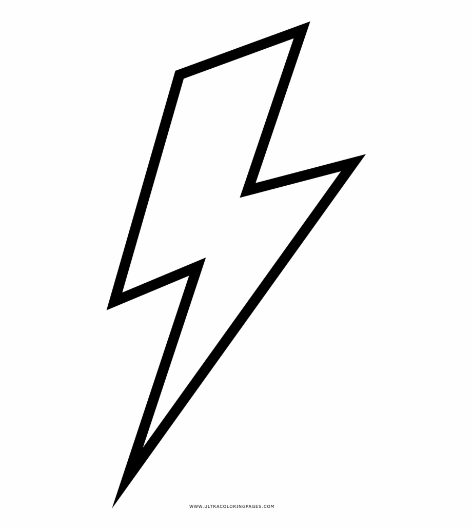 Lightning Bolt Coloring Page Ultra Coloring Pages Png Lightning Bolt Coloring Page Transparent Png Download 427011 Vippng