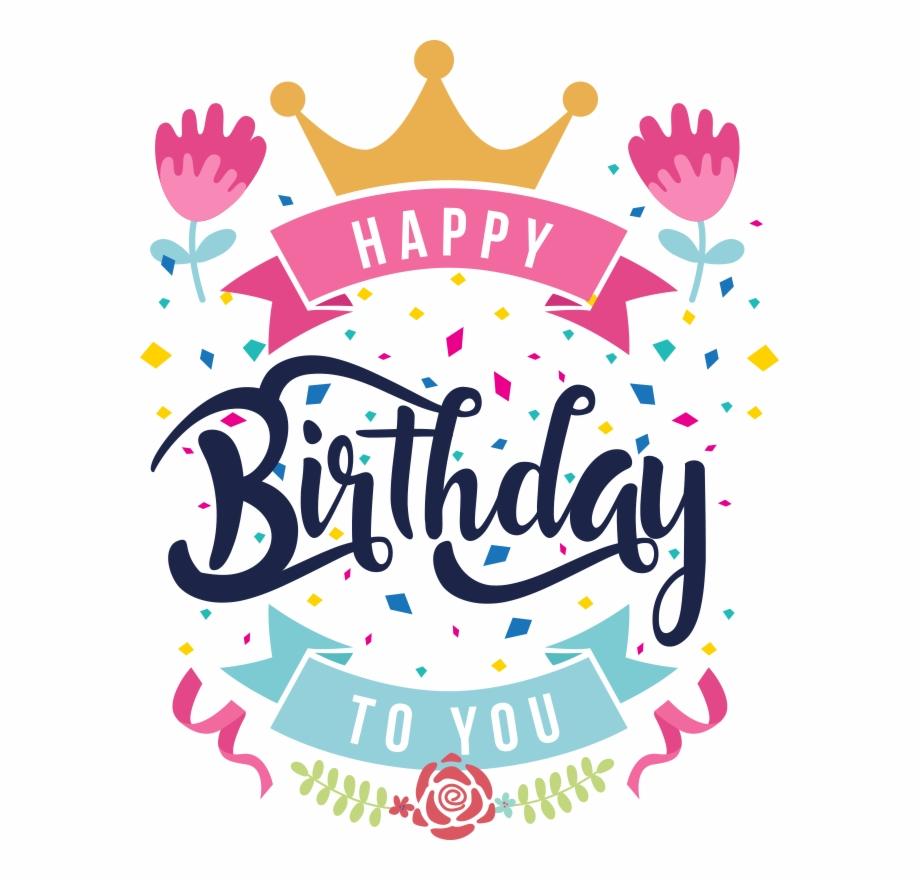 Happy Birthday To You.Happy Birthday To You Wall Sticker Happy Birthday To You