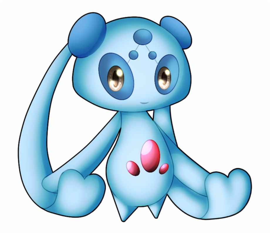 Manaphy Coloring Page | 796x920